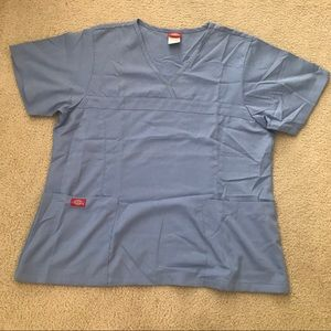 GREY-BLUE LARGE DICKIES TOP